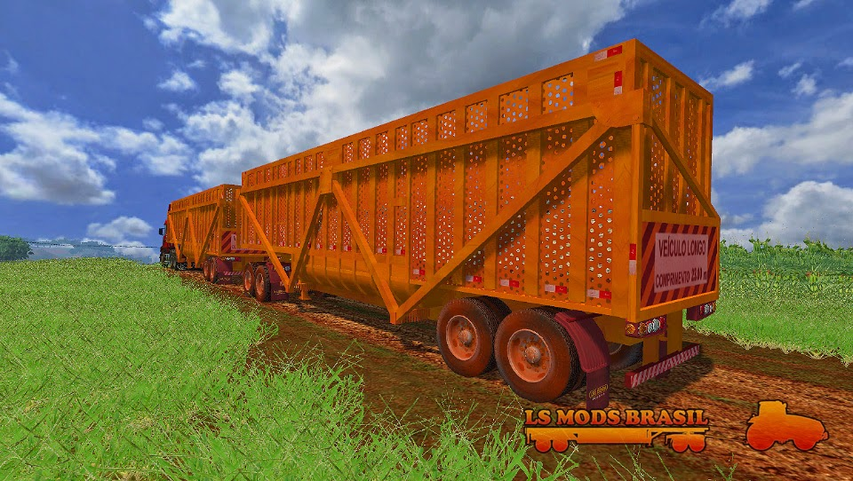 Rodotrem Guerra Farming 2015