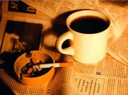 kopi pemicu rokok