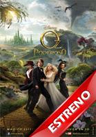 Ver Oz, el Poderoso 2013 Online Gratis