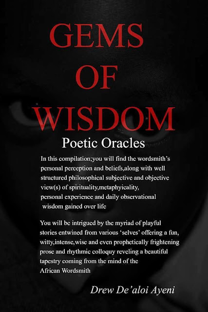 GEMS OF WISDOM BY DREW DE'ALOI AYENI [BOOK REVIEW]