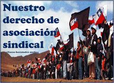 Nuestro derecho de asociación sindical.