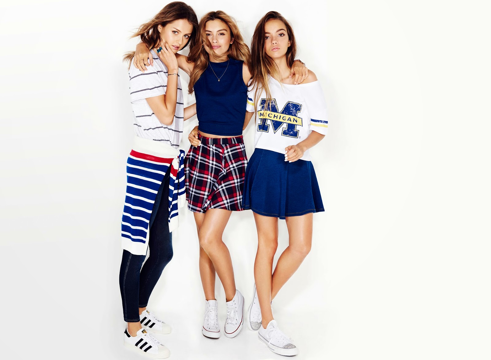 The Teen Fashion Blogger: Supré's Ultimate Girl Gang & New ...