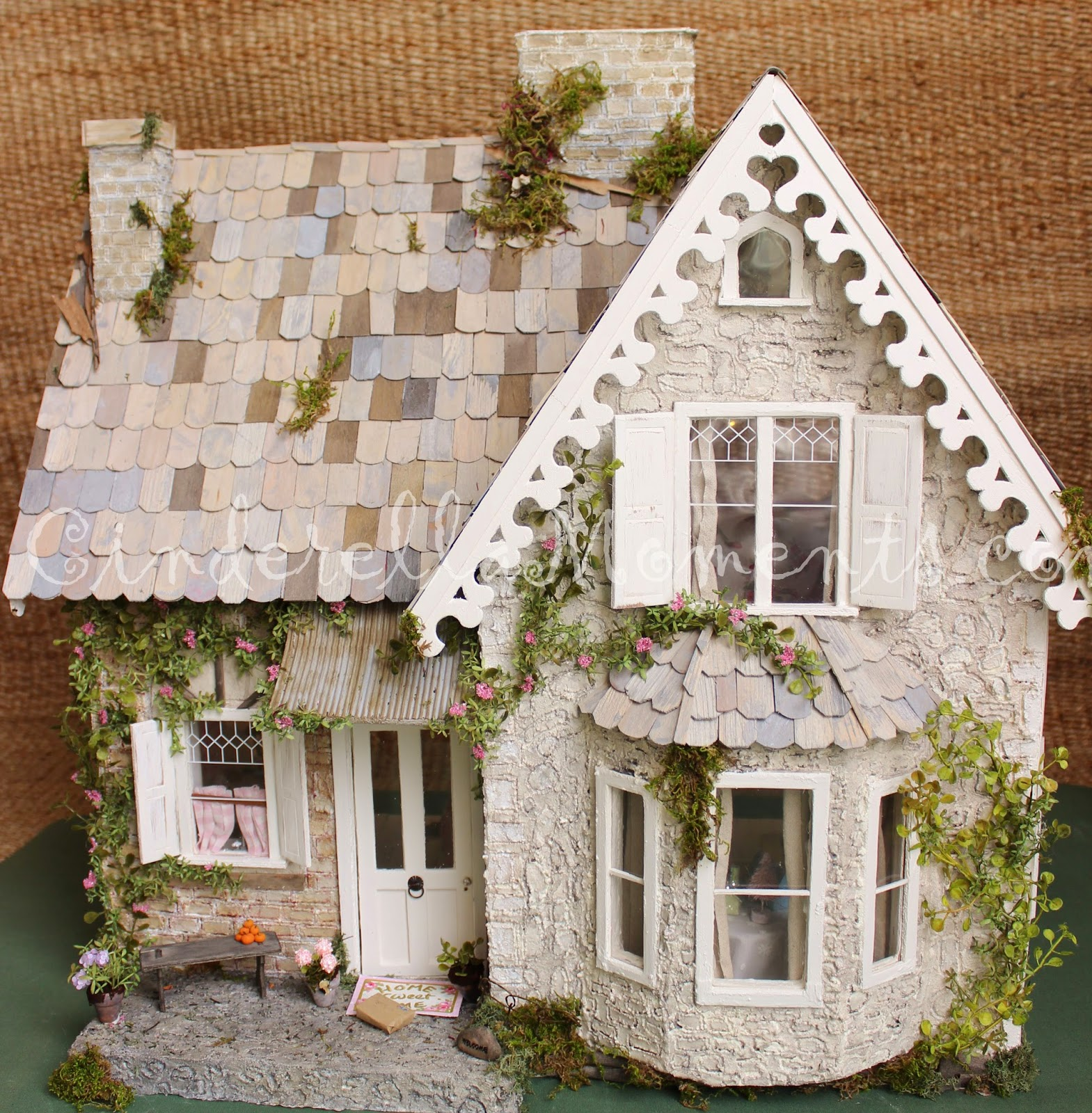 Cinderella Moments Wiltshire Cottage Dollhouse