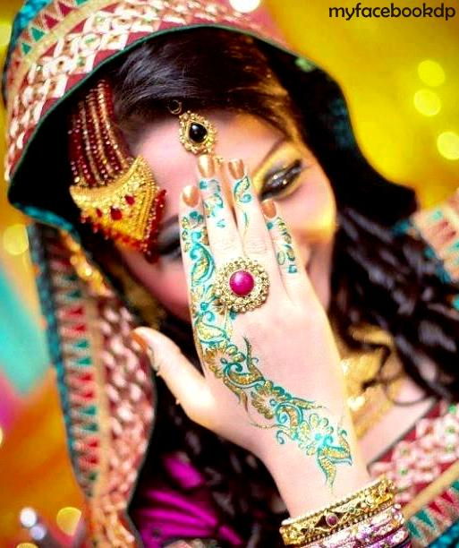 Beautiful Bridal Dp For Facebook 2013 Facebook Display Pictures