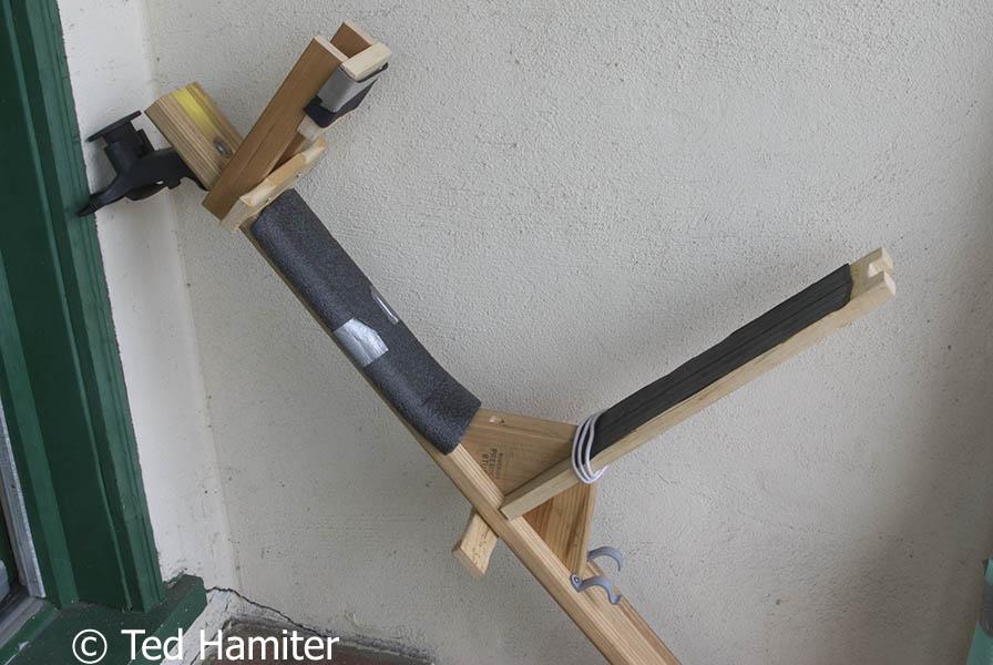 Ted S Blog Modified Yakima Roof Rack