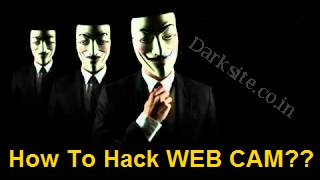 How to hack webcam