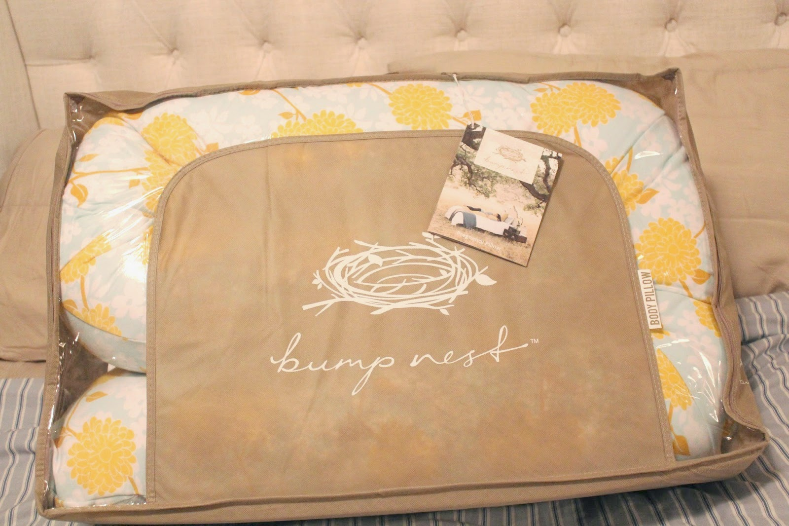 pregnancy pillow, bump nest,