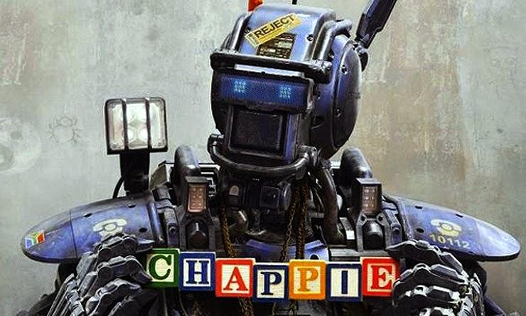 Chappie, estreno el próximo 13 de marzo