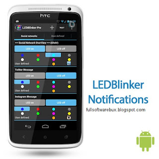 LEDBlinker Notifications 4.6.4 - Android