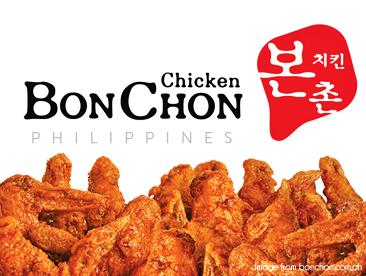 Bon Chon Chicken - Philippines