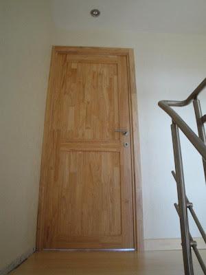 rubberwood deur