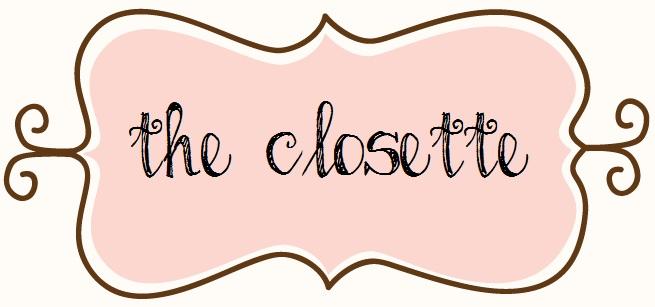 THE CLOSETTE