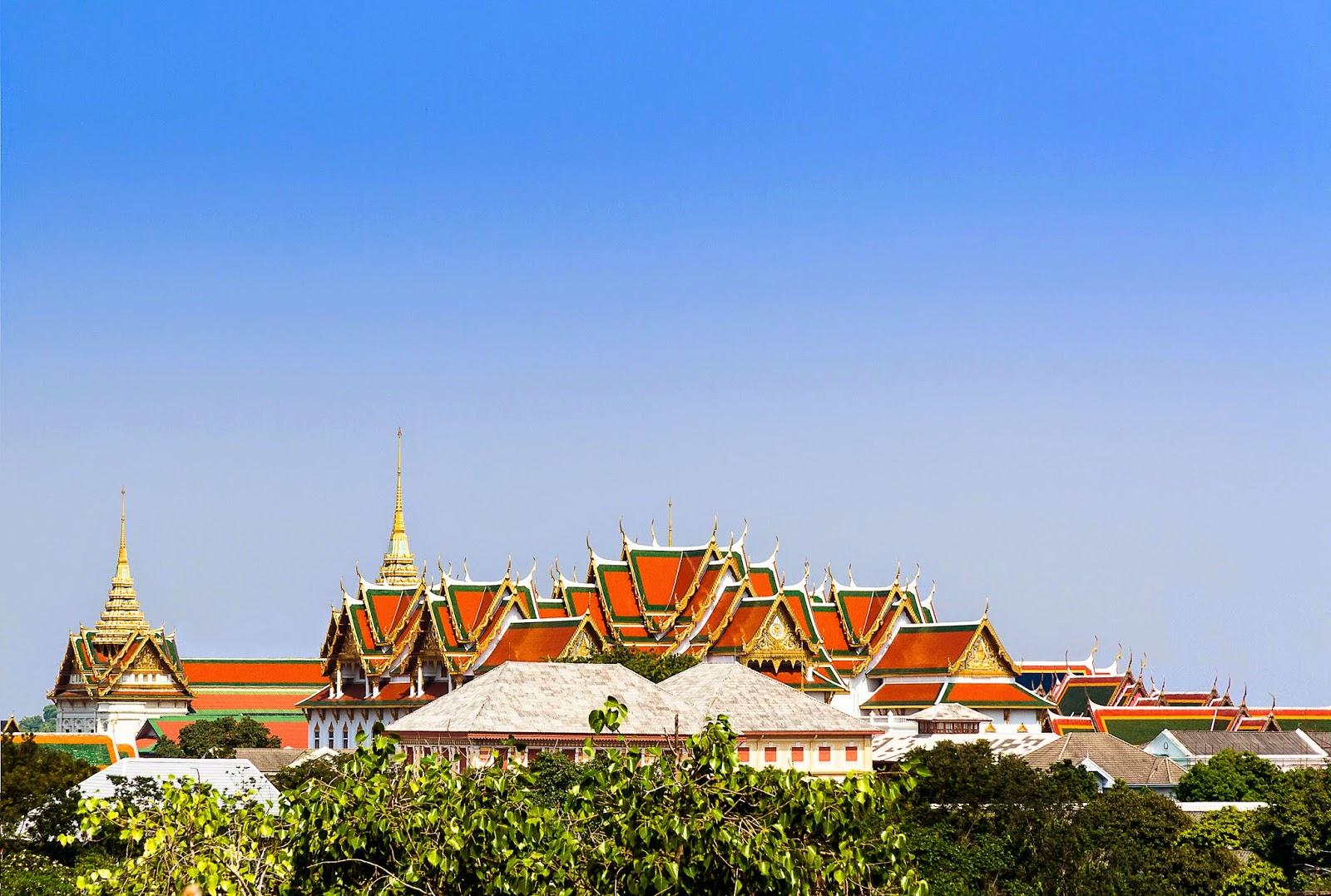 Grand Palace_Bangkok_Thailand
