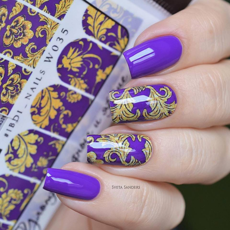 Fancy Nail art