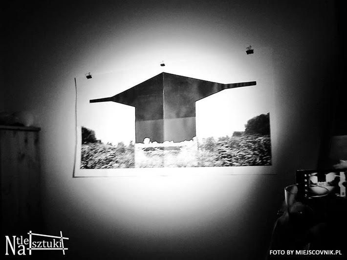 Galeria Jednego Obrazu - wernisaż Bartka Cebuli. 14.11.2013