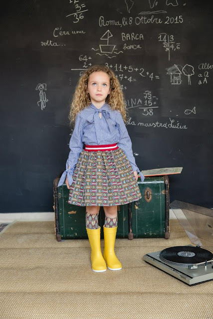 #StellaJean #backtoschool #fkidswear