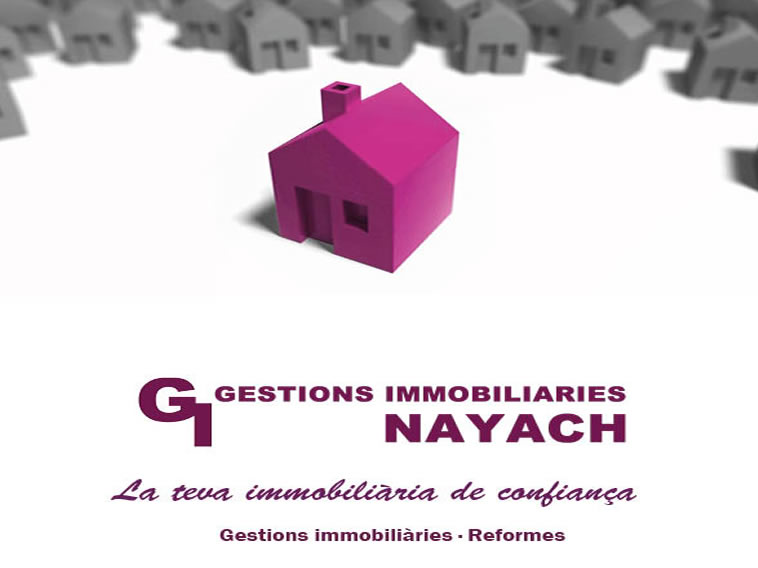 NAYACH GESTIONS IMMOBILIARIES