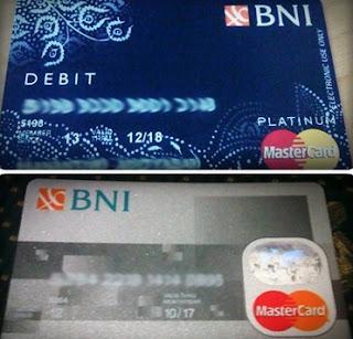 Cara Mudah Mengurus Kartu ATM BNI yang  Hilang