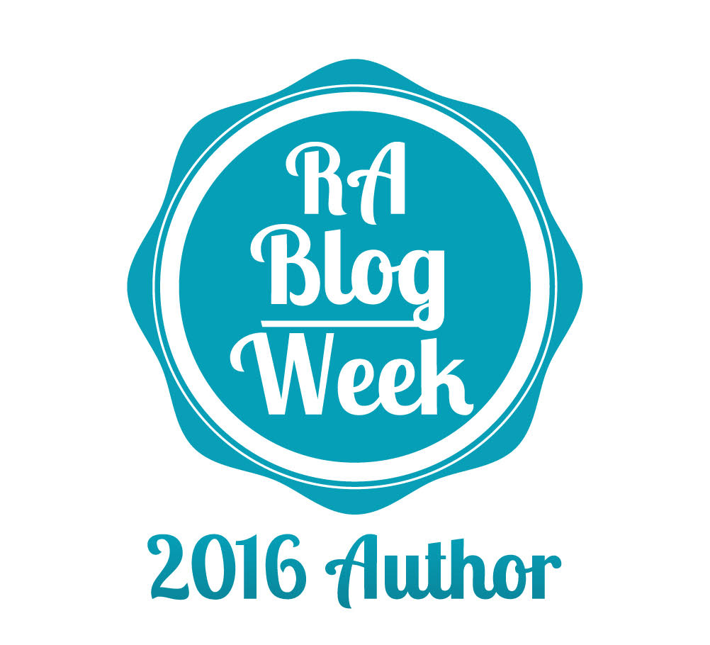 #RABlog Week 2016 Author