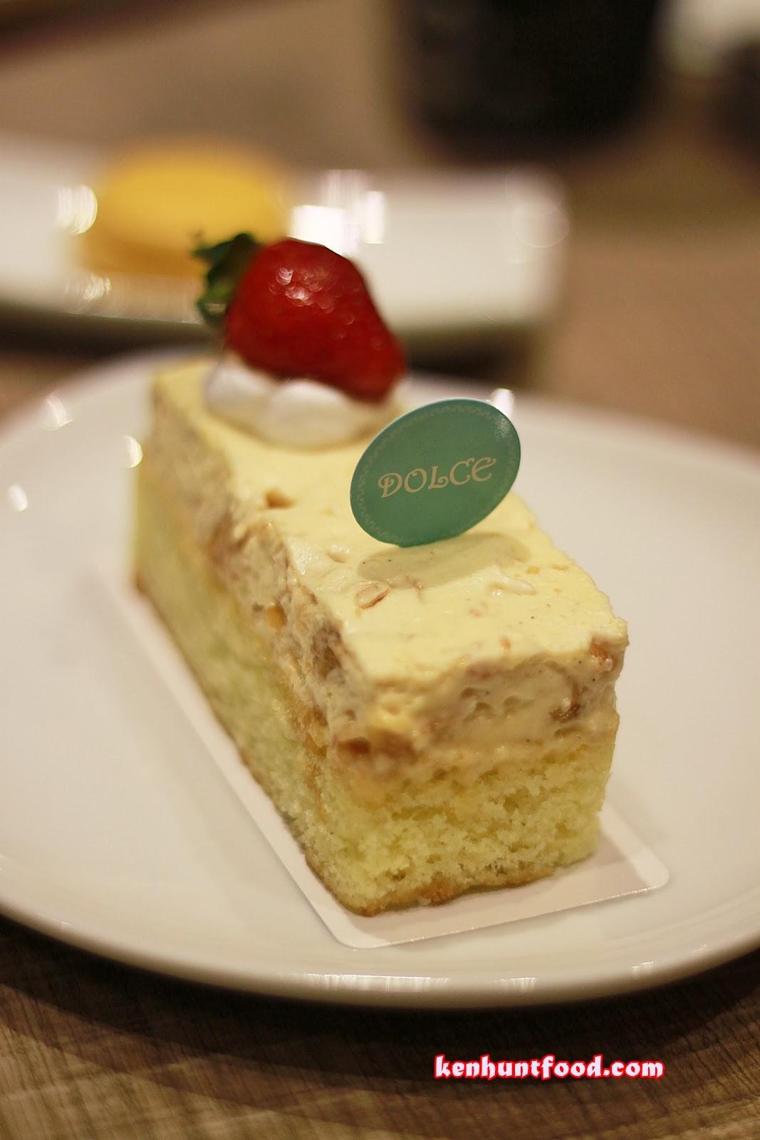 Dolce Dessert Cafe is located strategically at Jalan Kek Chuan 8f25ee5e0ec6