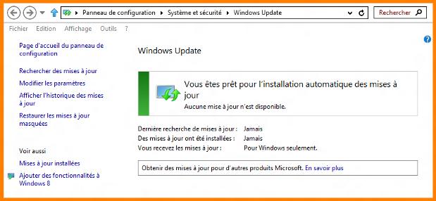 Windows 8 : Windows Update ( wuapp.exe )