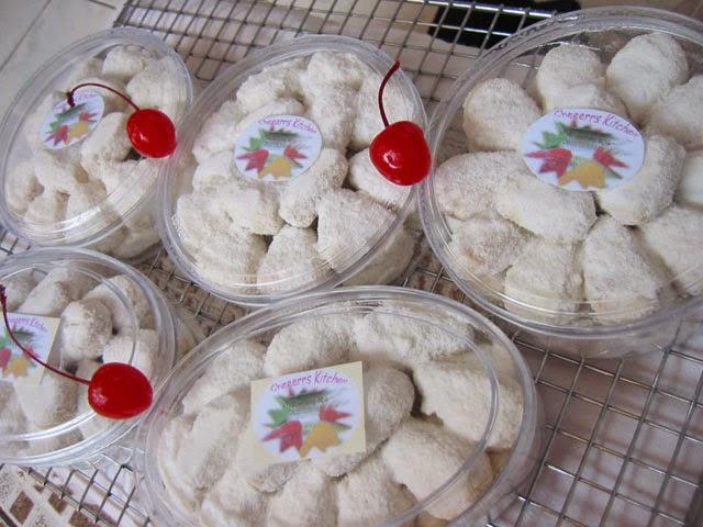 Resep Membuat Kue Putri Salju Lembut Renyah Enak | Resep Masakan ...