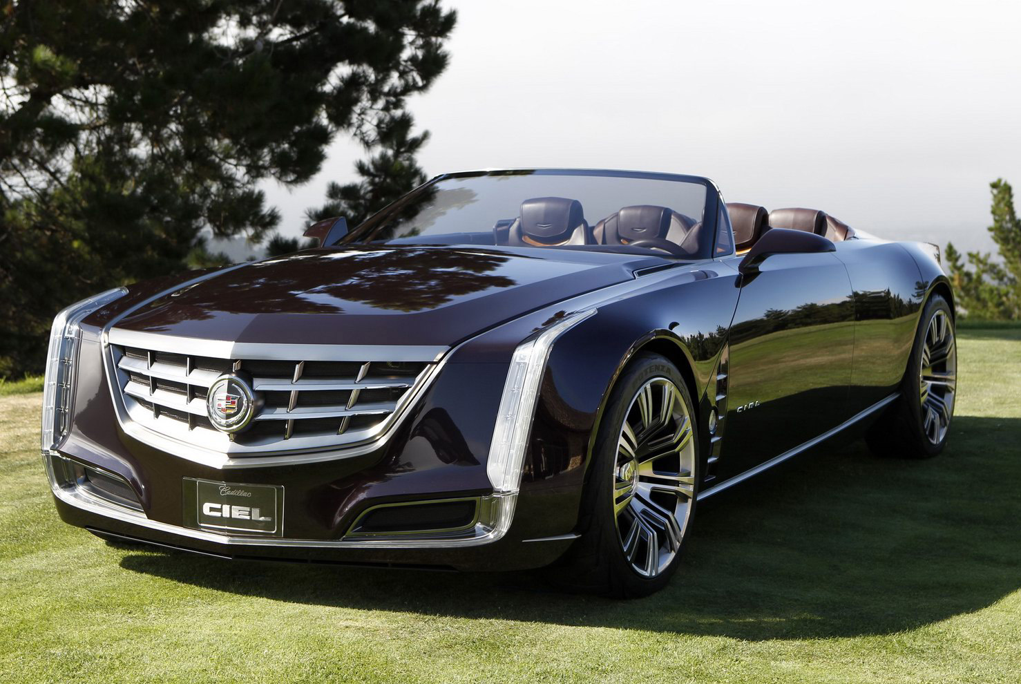 Cadillac Ciel Door Convertible Concept Auto Car - 4 door convertible bmw