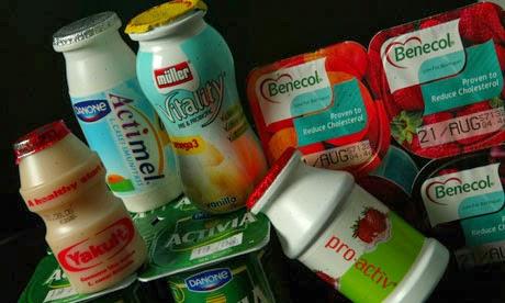 В каких продуктах содержатся пробиотики