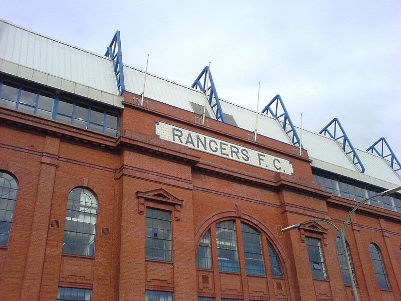 Rangers, the Scottish Football Blog.