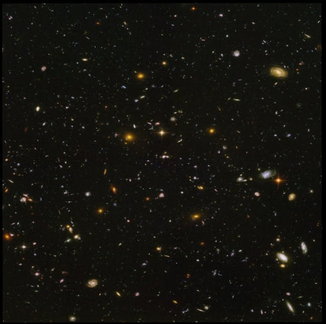 high resolution hubble ultra deep field large - photo #36