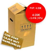 comprar cajas de cartón mudanza internet baratas