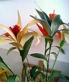 Cara Membuat Bunga yang Indah dari Kulit Jagung
