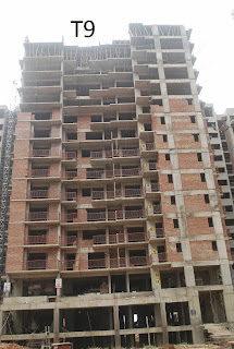 Amrapali La Residentia :: Construction Update t9