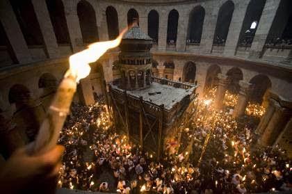 Ο Αδαμάντιος Κοραής περί της Απάτης του Αγίου Φωτός Αόρατα Γεγονότα
