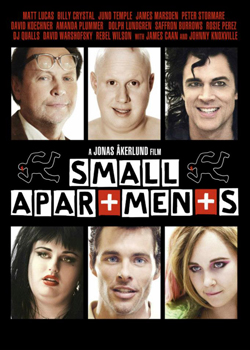 Small Apartments 2012 poster