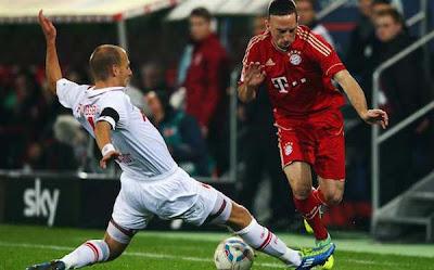 Augsburg 1 - 2 Bayern Munich (1)