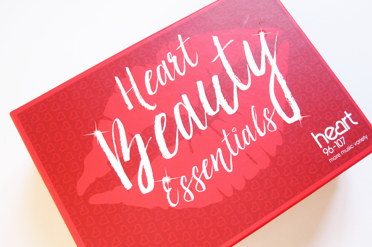 Latest In Beauty - The Heart Beauty Essentials Box review