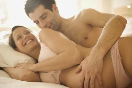 Frecuencia de relaciones sexuales durante el embarazo