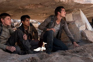 the maze runner the scorch trials-jacob lofland-alexander flores-dylan obrien