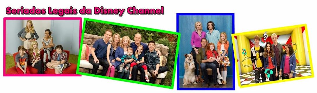 seriados legais da disney channel