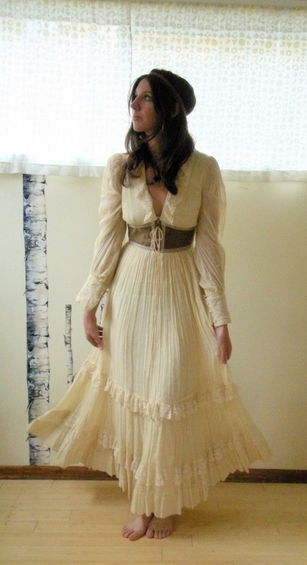 Bohemian Wedding Dress Designers