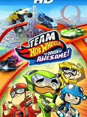 Đội Đua Bất Bại - Team Hot Wheels: The Origin Of Awesome (2014)
