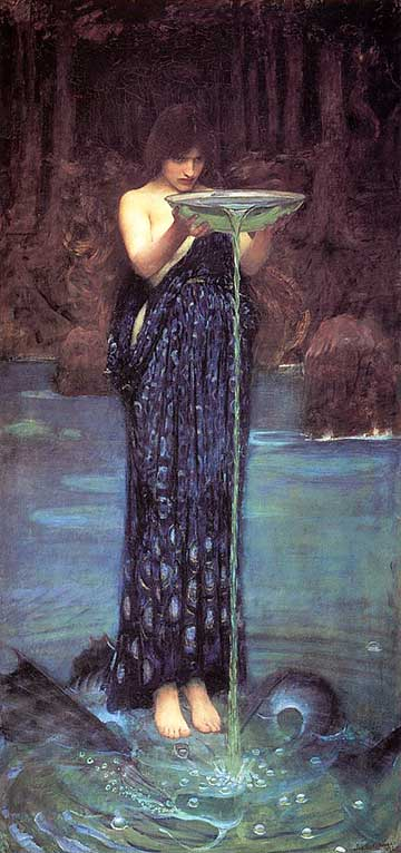 odysseus circe waterhouse