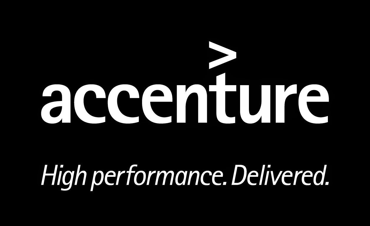 Logo da Accenture
