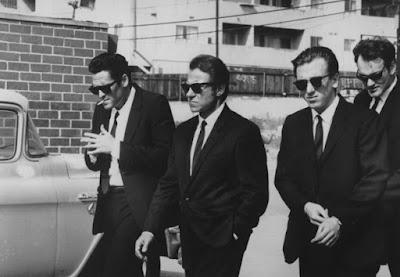 Reservoir Dogs detrás de las cámaras
