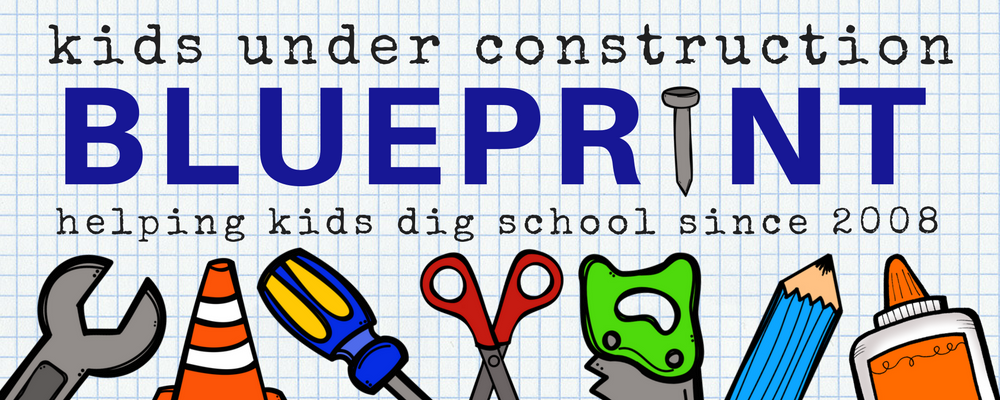 Kids Under Construction || BLUEPRINT