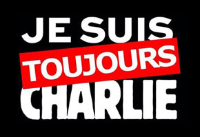 "<br><br><br>""Je suis toujours Charlie"""