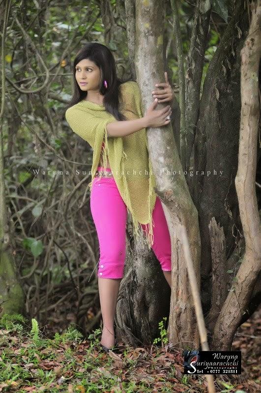Anjula Gamage pink