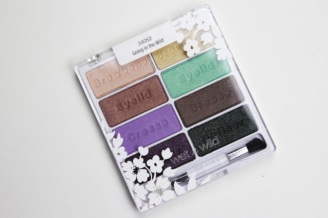 "Wet 'n' Wild Spring Forward Color Icon Eyeshadow Palette in ""Going in the Wild"""