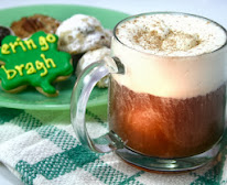 COCKTAIL OF THE MONTH: March: Irish Coffee